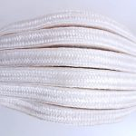 Braid Viscose Ivory 12mm