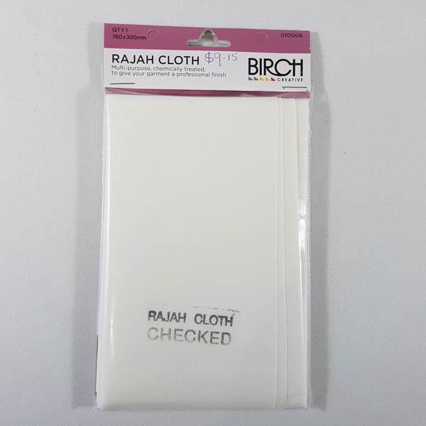 Pressing Cloth Birch