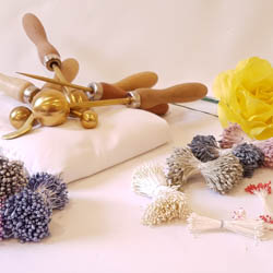 Shop Millinery Flower Making Tools & Supplies