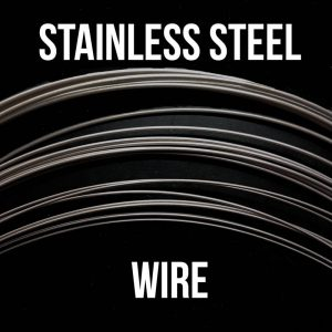 Wire Stainless Steel Sprung