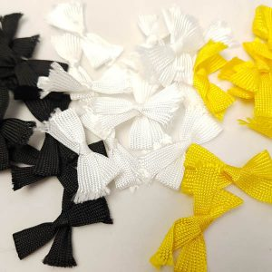 Finishing Bows Pack of 10