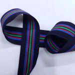 French Navy w Blue Red Green