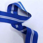 Blue w White