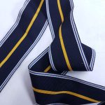 French Navy w Gold White Blue