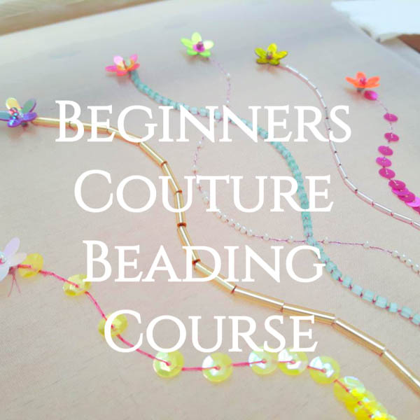 Beginners Couture Beading