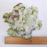 Chrysanthemum Leafy 17cm Sage