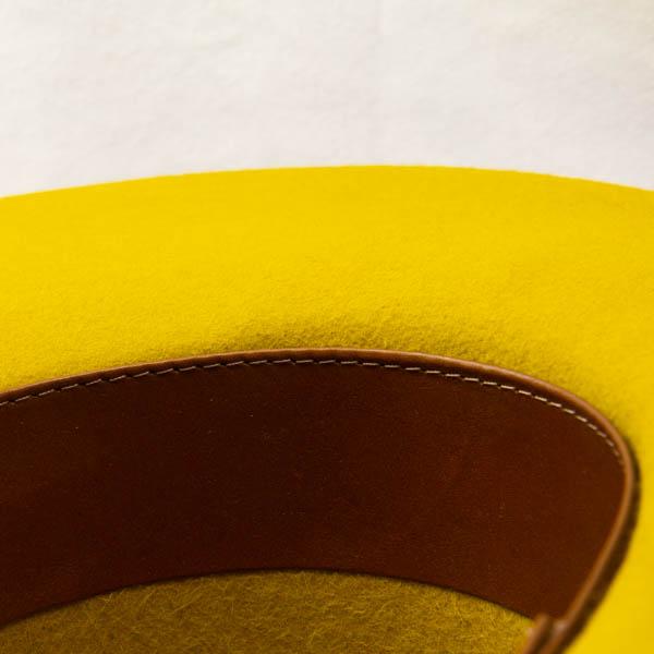 Sweatband Kangaroo Folded sewn in
