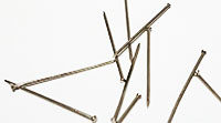 Steel Blocking Pins - table