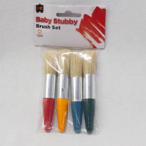 Bristle Brush Stubby