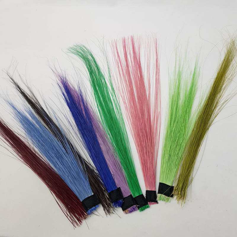 dyed peacock herl 20-30cm