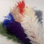 feather hackle tree