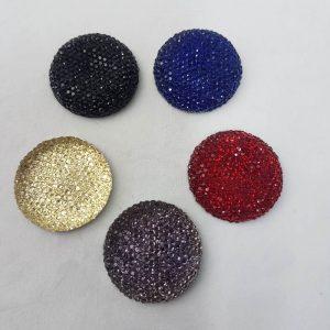 Jeweled Disc 3cm